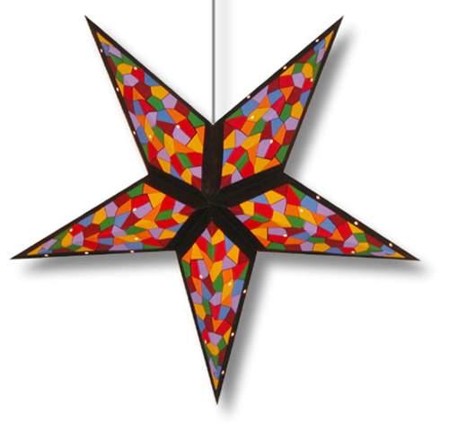 Whirled planet star lamp wholesaler wholesale handmade for Paper star lamp